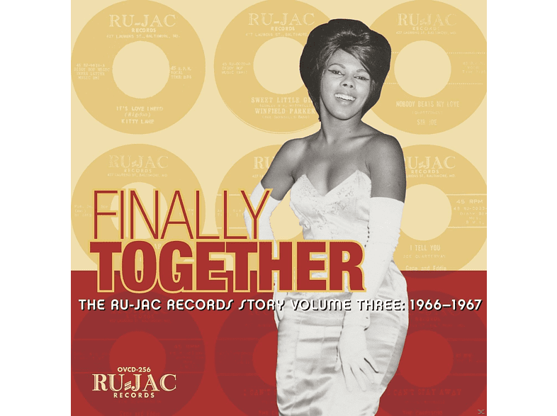 Various - FINALLY TOGETHER - THE RU-JAC RECORDS STORY 3 [CD]