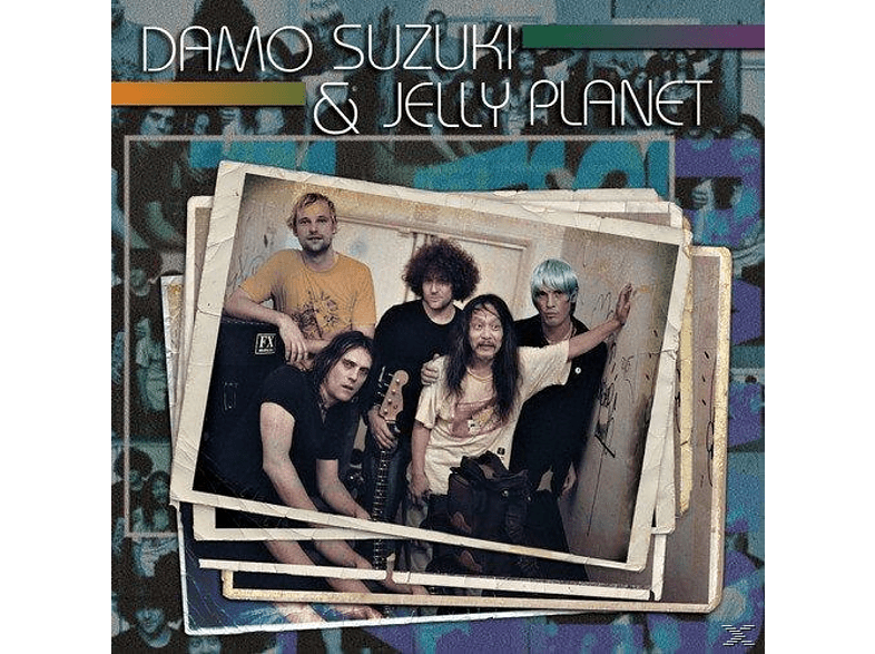 Damo -& Jelly Planet- Suzuki - Damo Suzuki & Jelly Planet [CD]