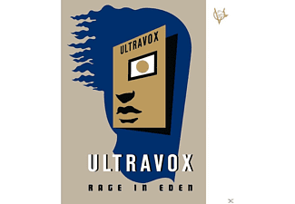 Ultravox - Rage In Eden (2017 Edition) - (CD)