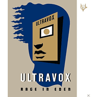 Ultravox - Rage In Eden (2017 Edition) [CD]
