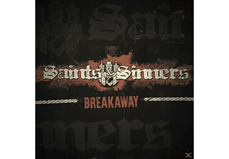 SAINTS & SINNERS - BREAKAWAY (LTD.VINYL EDITION) - (Vinyl)