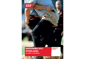 UNSPUNNEN 2017 INTERLAKEN - (DVD)
