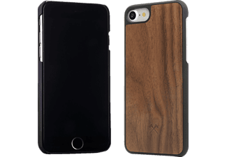 WOODCESSORIES EcoCase Calvin iPhone 7 Handyhülle, Walnuss