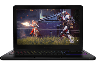 RAZER Blade Pro 17 (FHD/GTX1060), Gaming Notebook mit 17.3 Zoll Display, Core™ i7 Prozessor, 16 GB RAM, 256 GB mSSD, 2 TB HDD, GeForce GTX 1060, Schwarz