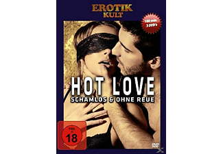 Hot Love Erotik Box - Schamlos & ohne Reue - (DVD)