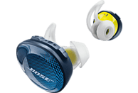BOSE SoundSport Free Wireless, In-ear Kopfhörer Bluetooth Blau