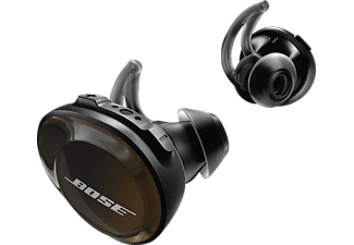 BOSE SoundSport Free Wireless, In-ear Kopfhörer, Schwarz