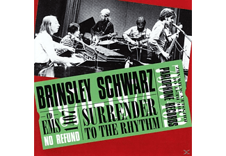 Brinsley Schwarz - Surrender To The Rhythm - (CD)