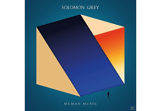 Solomon Grey - Human Music - (CD)