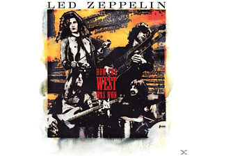 Led Zeppelin - How The West Was Won Remastered - Blu-ray