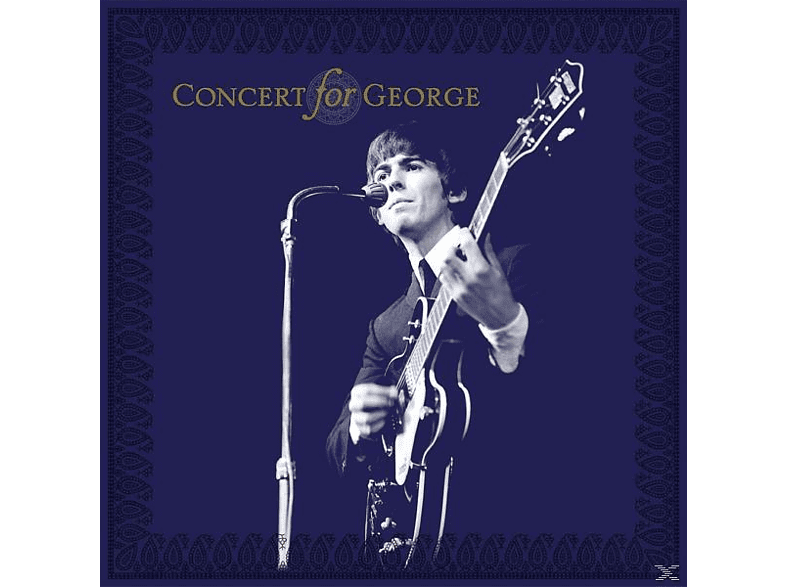 VARIOUS - Concert For George (Ltd.Edition 2CD/2bd) [CD + Blu-ray Disc]
