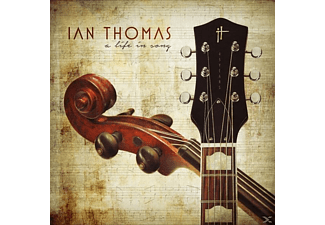 THOMAS IAN - A LIFE IN SONG - (CD)