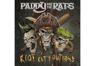 Paddy And The Rats - Riot City Outlaws - (Vinyl)