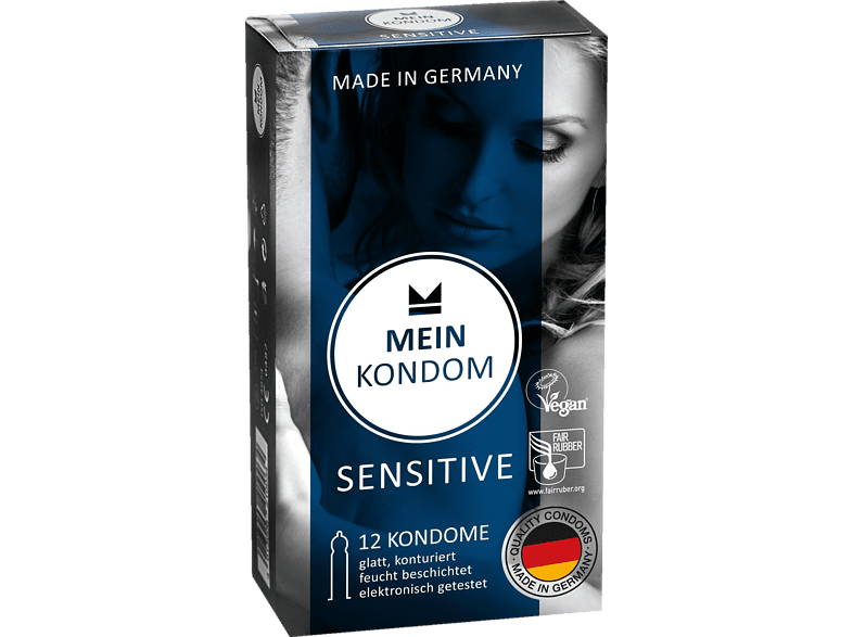 MEIN KONDOM Sensitive 12er Kondom