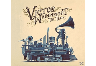 Victor Wainwright  & The Train - Victor Wainwright & The Train - (CD)