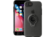 PURO Magnet Ring , Backcover, Apple, iPhone 7, iPhone 8, Schwarz