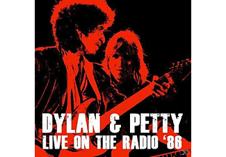 Dylan & Petty - Live On The Radio (Lim.Picture-LP+CD) - (CD + DVD Video)