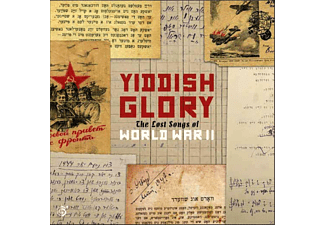 Yiddish Glory - The Lost Songs Of World War II - (CD)