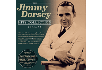 Jimmy Orchestra Dorsey - The Jimmy Dorsey Hits Collection 1935-57 - (CD)