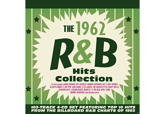 VARIOUS - The 1962 R&B Hits Collection - (CD)