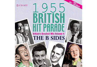 VARIOUS - 1955 British Hit Parade-The B Sides Part 2 - (CD)