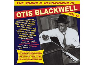 Otis Blackwell - The Songs & Recordings Of - (CD)