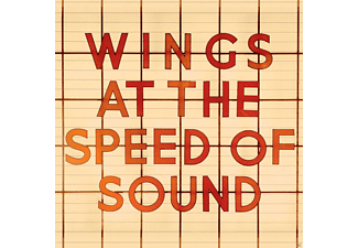 Wings - At The Speed Of Sound LP