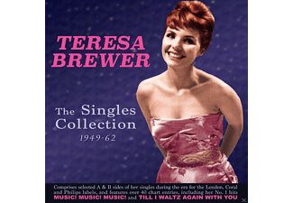 Teresa Brewer - The Singles Collection 1949-62 - (CD)