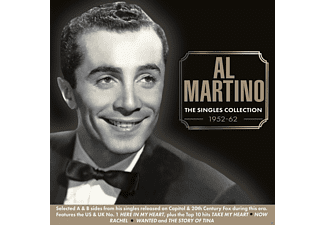 Al Martino - The Singles Collection 1952-62 - (CD)