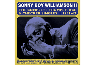 Sonny Boy Ii Williamson - The Complete Trumpet - (CD)