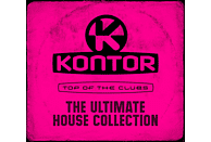 VARIOUS - Kontor Top Of The Clubs-The Ultimate House Coll. [CD]