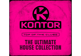 VARIOUS - Kontor Top Of The Clubs-The Ultimate House Coll. - (CD)