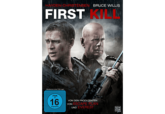 First Kill - (DVD)