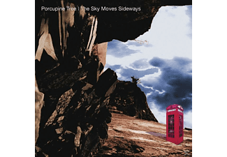 Porcupine Tree - The Sky Moves Sideways - (CD)