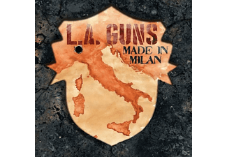 L.A. Guns - Made In Milan - (Vinyl)