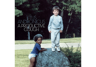 Titus Andronicus - A Productive Cough - (LP + Download)