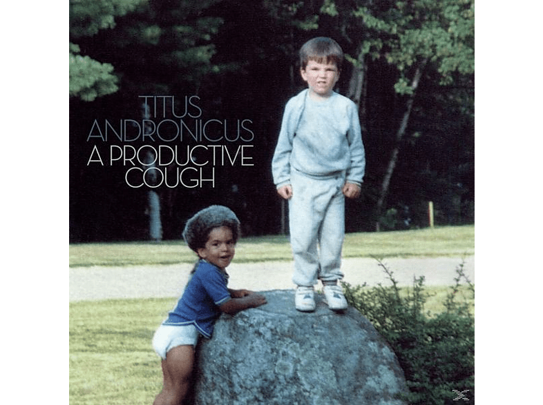 Titus Andronicus - A Productive Cough [LP + Download]
