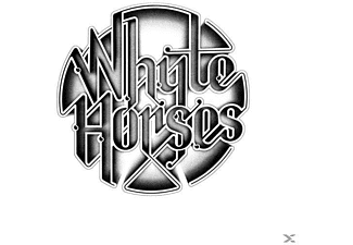 Whyte Horses - Empty Words - (CD)