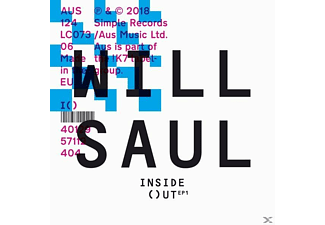 Komon, Will Saul, Gerd, Primitive Trust, Juxta Position - Inside Out Ep1 (compiled by Will Sa - (Vinyl)