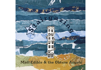 Matt Edible & The Obtuse Angels - Stairgazing - (CD)