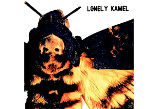 LONELY KAMEL - DEATH S-HEAD HAWKMOTH (2LP/GTF/MP3) - (Vinyl)