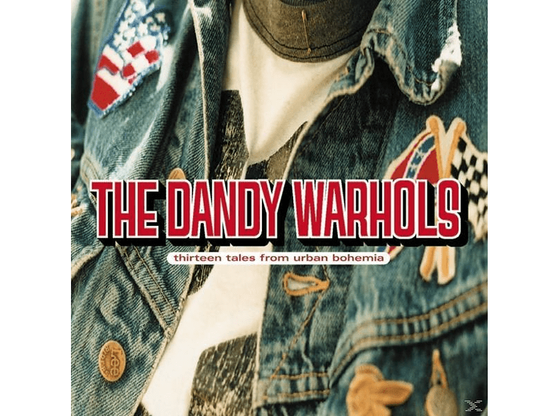 The Dy Warhols - 13 Tales From Urban Bohemia (Colored Vinyl) [Vinyl]