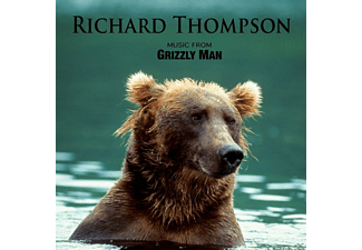 Richard Thompson - Music From Grizzly Man - (Vinyl)