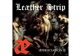 Leaether Strip - Aeppreciation II - (CD)