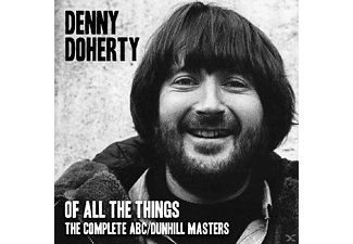 Denny Doherty - Of All The Things - (CD)