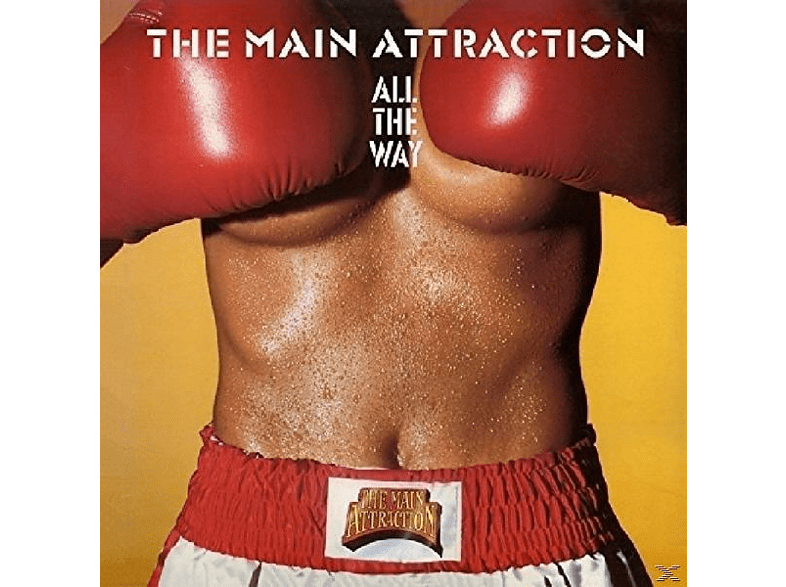 ALL THE WAY - MAIN ATTRACTION [CD]