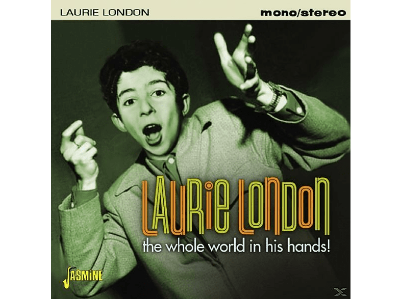 Laurie London - The Whole World Is In His Hands [CD]