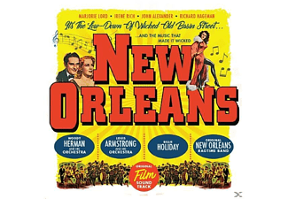 VARIOUS - New Orleans - (CD)