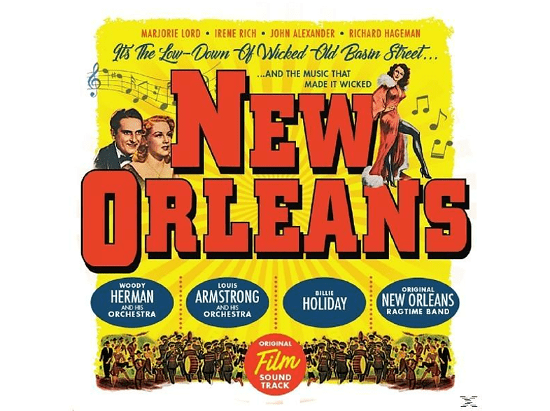 VARIOUS - New Orleans [CD]