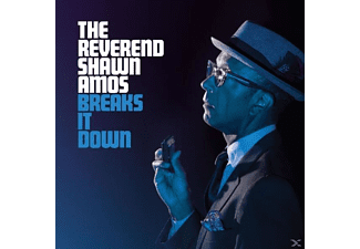 The Reverend Shawn Amos - Breaks It Down - (CD)